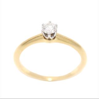 ティファニー(Tiffany & Co.)の【0.18ct】ティファニー/Tiffany&co リング(リング(指輪))