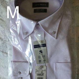 AOKI - 新品】 メンズ 長袖 シャツ М (定価税込¥5489)