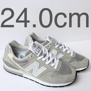 New Balance - 新品 ニューバランス CM996 BG グレー 24.0cm