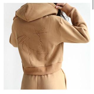 アリシアスタン(ALEXIA STAM)のAMATERAS 舞妓 sweater setup(パーカー)