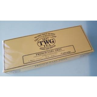 TWG★フレンチアールグレイ★ティーバッグ15袋入り(茶)