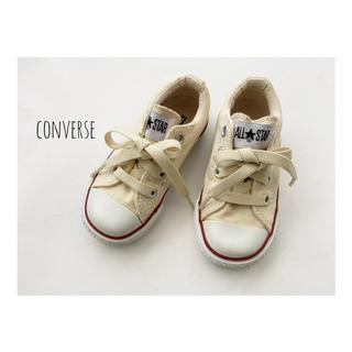 コンバース(CONVERSE)のconverse 15 ㎝(スニーカー)