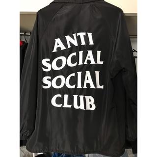 ANTI - anti social social club コーチジャケット