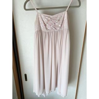 エニィスィス(anySiS)のanysis 結婚式 ドレス パーティー(ミディアムドレス)