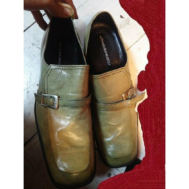 alfredoBANNISTER(アルフレッドバニスター)の美品アルフレッドバニスター メンズの靴/シューズ(ドレス/ビジネス)の商品写真
