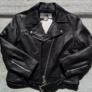 メゾンドリーファー(Maison de Reefur)のむ。さんの専用   ライダースジャケット  定価8万円(ライダースジャケット)
