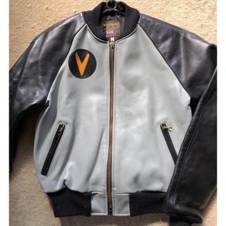 バンソン(VANSON)のVANSON ライダースジャケット サイズ36(ライダースジャケット)