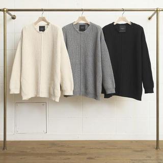 アンユーズド(UNUSED)のUNUSED 5G crew neck knit(ニット/セーター)