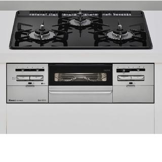 リンナイ(Rinnai)のリンナイ製ガラストップコンロ都市ガスW600(調理機器)