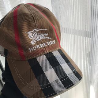 BURBERRY - バーバリー 帽子