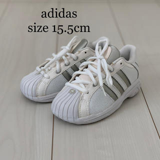 adidas - adidasアディダス キッズシューズ15.5cm