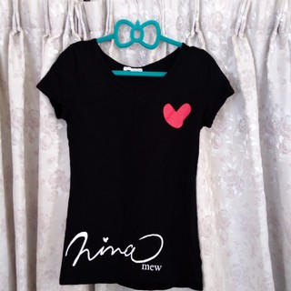 ニーナミュウ(Nina mew)のニーナミュー*Tシャツ(Tシャツ/カットソー(半袖/袖なし))