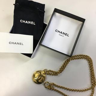 CHANEL - CHANEL ヴィンテージ ネックレス 打刻あり 正規品