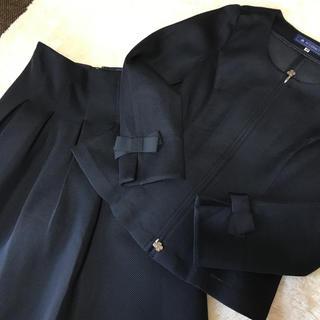 M'S GRACY - エムズグレイシー    メッシュ  スーツ  セットアップ  42