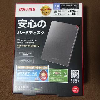 Buffalo - BUFFALO ポータブルHDD 1TB
