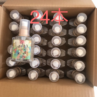 ロレッタ(Loretta)のロレッタ ベースケアオイル 120ml ×24本(オイル/美容液)