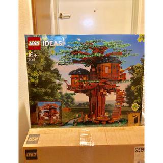 Lego - レゴ 21318 クリエイター ツリーハウス  新品未開封