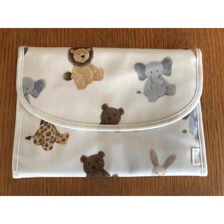 ジェラートピケ(gelato pique)の『新品・未使用・タグつき』アニマル柄 母子手帳ケース(母子手帳ケース)