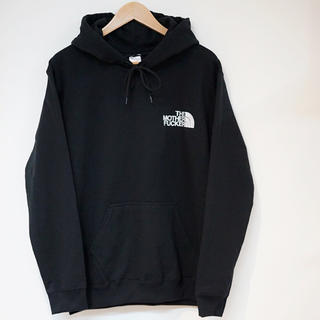 THE NORTH FACE - THE MOTHER FUCKER スウェット パーカー L 黒 north
