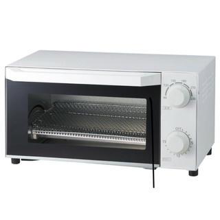 コイズミ(KOIZUMI)のALCOLLE オーブントースター AOT-800/W(調理機器)