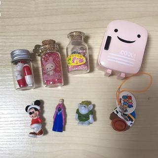 ディズニー(Disney)のストラップ 雑貨 セット まとめ売り(おもちゃ/雑貨)