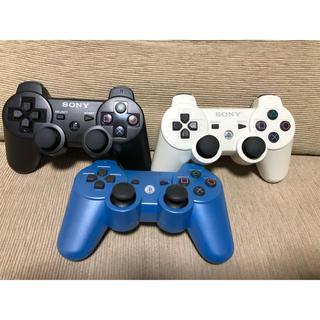 PlayStation3 - PS3 純正 コントローラー ジャンク品3個セット
