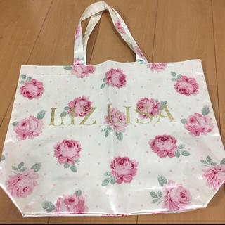LIZ LISA - ②【 LIZ LISA 】  リズリサトートバッグ エコバッグ