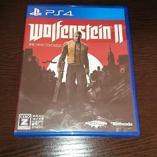 PlayStation4 - PS4 ウルフェンシュタインII  ザ ニューコロッサス PS4