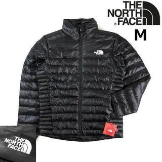 THE NORTH FACE - ノースフェイス フレア ダウンジャケット(M)黒(白) 181205