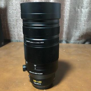Panasonic - パナソニック100-400mm/F4.0-6.3 H-RS100400 難有品