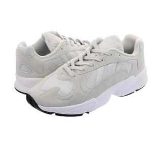 アディダス(adidas)のadidas アディダス YUNG-1 260 ホワイト×グレー(スニーカー)