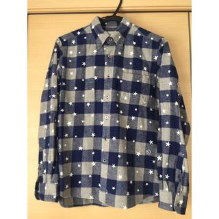 ユニフォームエクスペリメント(uniform experiment)の【uniform experiment】スターブロック チェックフランネルシャツ(シャツ)
