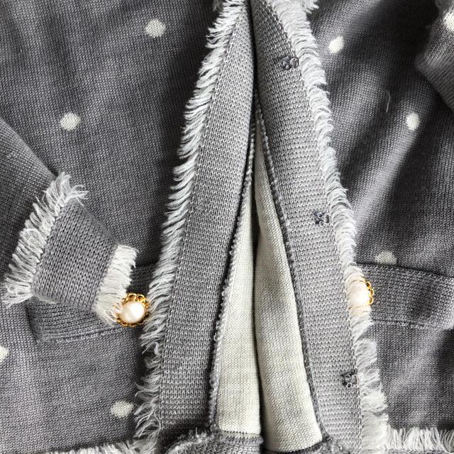 Chesty(チェスティ)のニャンコ様専用 チェスティカーディガン レディースのトップス(カーディガン)の商品写真
