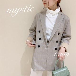 mystic - 春新作❁ミスティック wテーラージャケット