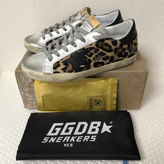 L'Appartement DEUXIEME CLASSE - 完売★今季新品 GOLDEN GOOSE ゴールデングース スーパースター 39