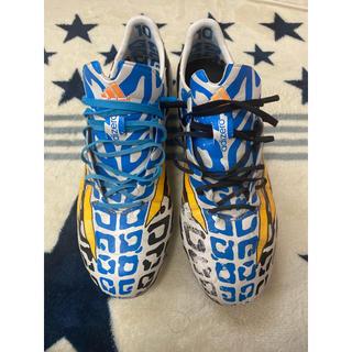 adidas - アディダス サッカースパイク27.5‼️