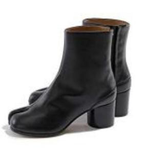 Maison Martin Margiela - 希少!メゾンマルジェラ 足袋ブーツ 6cmヒール
