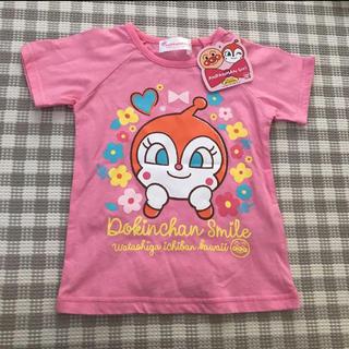 アンパンマン - 新品 タグ付き ドキンちゃん アンパンマン シャツ 95