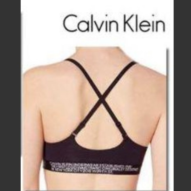 Calvin Klein(カルバンクライン)のCalvin Klein レディース 下着 上下 インナー レディースの下着/アンダーウェア(ブラ&ショーツセット)の商品写真