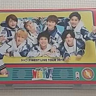 ジャニーズウエスト(ジャニーズWEST)の未再生*ジャニーズWEST WESTV! DVD(ミュージック)