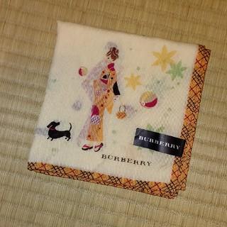 BURBERRY - 新品☆バーバリー☆ハンカチ
