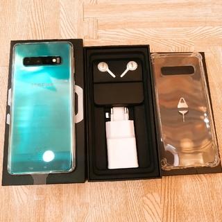 SAMSUNG - Dual Samsung Galaxy S10 グリーン Fullbox