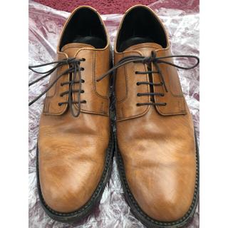 リーガル(REGAL)のREGAL リーガル プレーントゥ ビジネスシューズ 革靴 24.5(ドレス/ビジネス)
