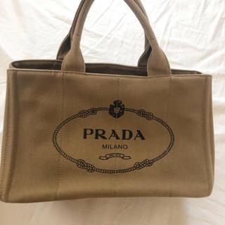 PRADA - プラダ♥カナパトート ♥ブラウンM