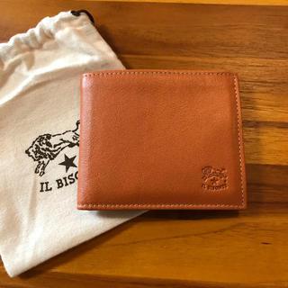 イルビゾンテ(IL BISONTE)の【新品】 IL BISONTE 二つ折り財布(折り財布)