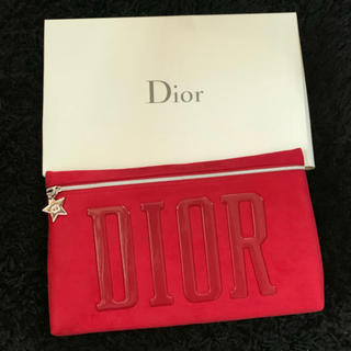 Dior - 新品未使用❤︎Dior クラッチ ポーチ スエード