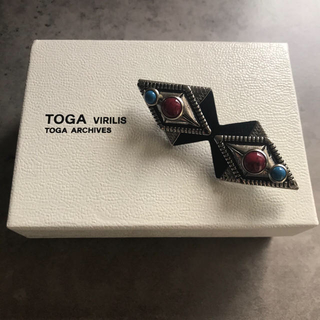 TOGA - toga virilis モチーフピン