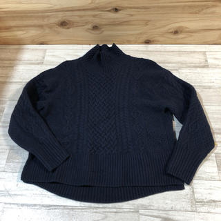 green label relaxing - UNITED ARROWS ニットセーター ウール100%
