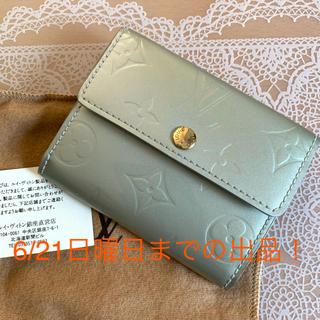 LOUIS VUITTON - 美品✨LVヴェルニ コインケース カードケース