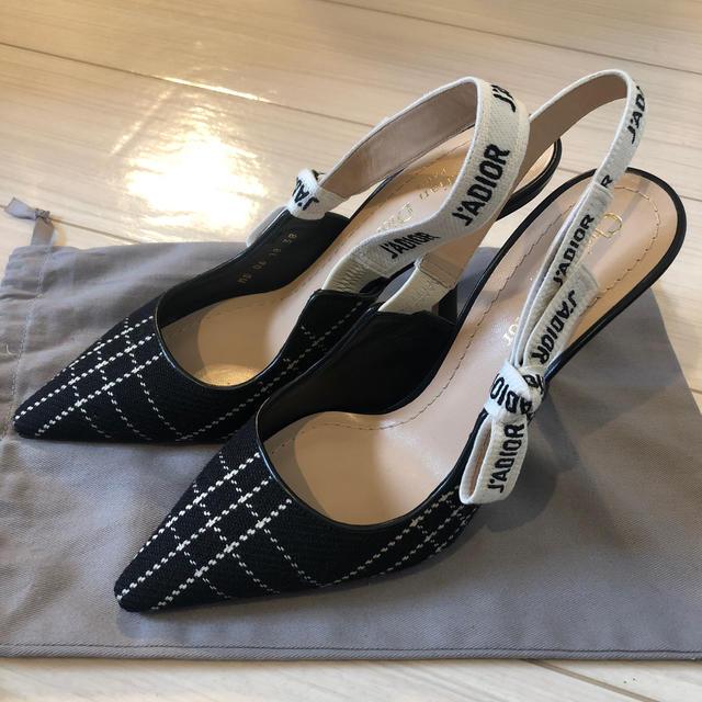Christian Dior(クリスチャンディオール)のdior パンプス レディースの靴/シューズ(ハイヒール/パンプス)の商品写真